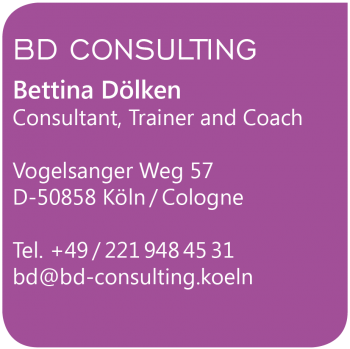 BD Consulting - Legal Notice - Contact information